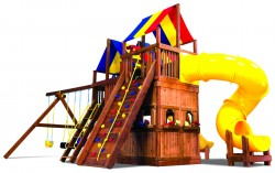 King Kong Clubhouse Pkg IV with All Sorts of Crazy Gizmos with Tarp