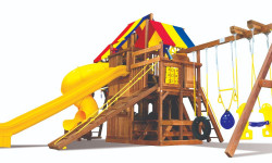 King Kong Clubhouse Pkg V Ginormous with Tarp